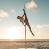 Mermaid Sticky Pole Legging