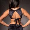 Velvet Seduction bodysuit