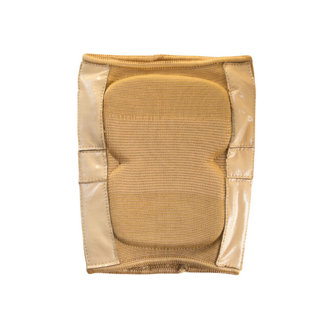 Sticky-Back-Knee-Pads-for-Pole-Dancing-and-floorwork-tan-front