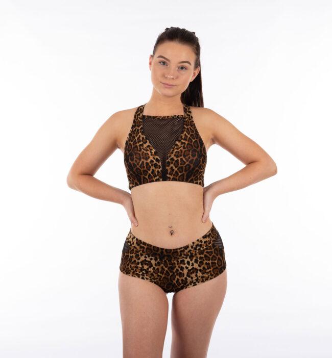 leopard-front