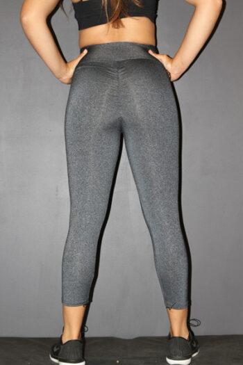 Dark Grey Marle 7/8 Tights Legging