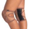 Poledancerka knee pads© NUDE 02 with pocket