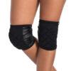 Dancer knee pads© BLACK with pocket