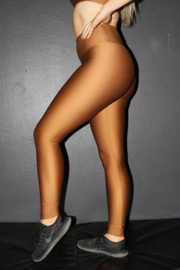 Caramel Full Length Leggings/Tights