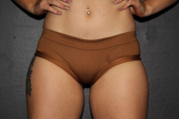 Caramel Naughty Fit Shorts