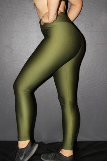 Olive Full Tights Legging