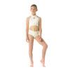 Basic shorts for Kids Ivory White