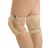 Poledancerka knee pads© INVISIBLE 01 with pocket