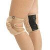 Poledancerka knee pads© NUDE 01 with pocket