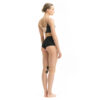 Movement High-Low Shorts BLACK/NUDE 01