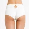 Diamond shorts IVORY WHITE