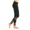 Slim warm-up pants (fold over)